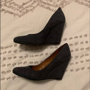 Banana Republic Dark Gray Shoes